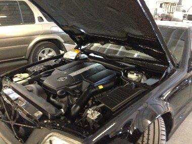 Mercedes greg 39 s auto body shop st augustine for South motors bmw collision center