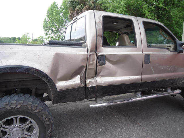 Ford greg 39 s auto body shop st augustine for South motors bmw collision center